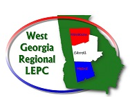 West Georgia Local Emergency Planning Committee (LEPC) logo