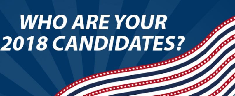 Who are your candidates