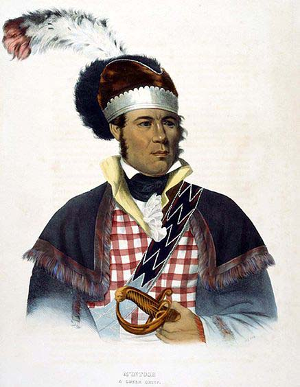 Chief William McIntosh