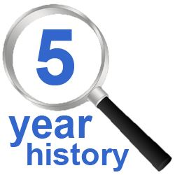 5-year-employment-history-logo